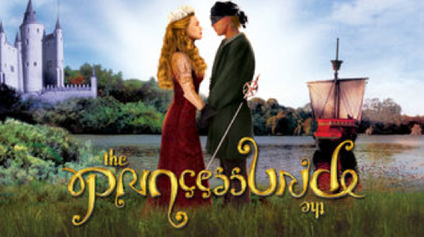 JULY NETFLIX PRINCESS BRIDE