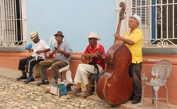 culture street musicians vacation