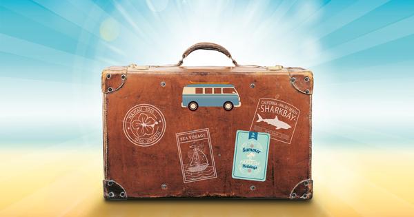 luggage vacation