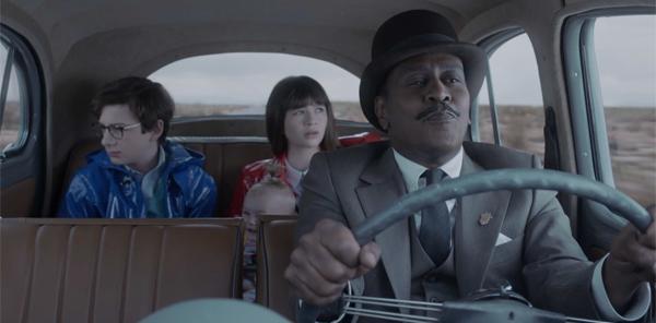 unfortunate mr poe driving