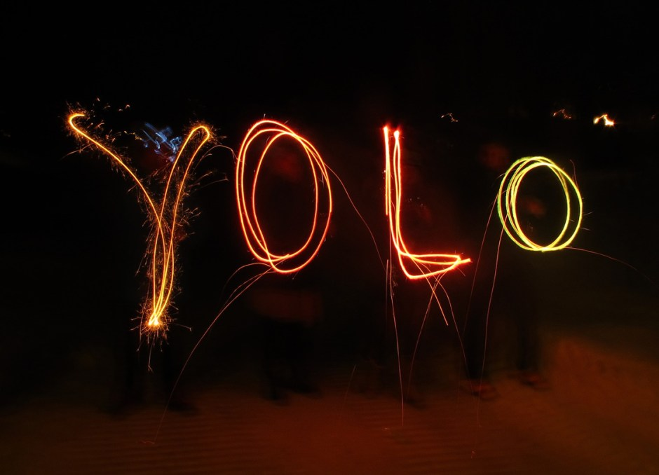 party YOLO