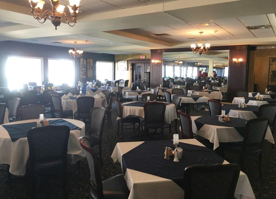 fern resort dining room
