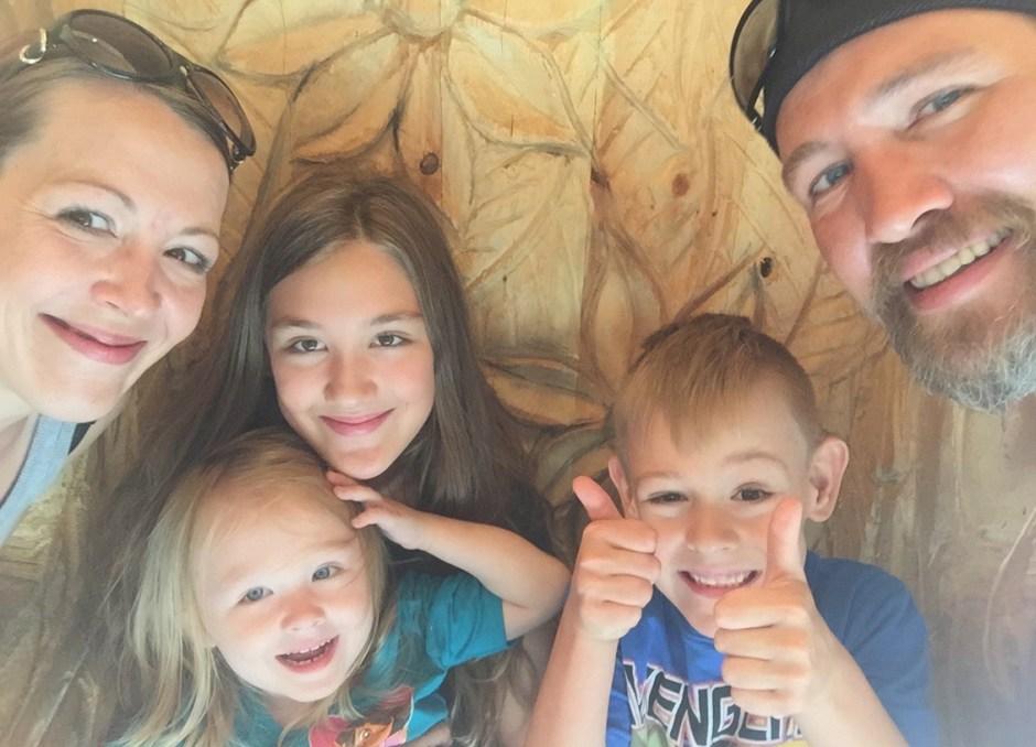 ALYSSA HART family
