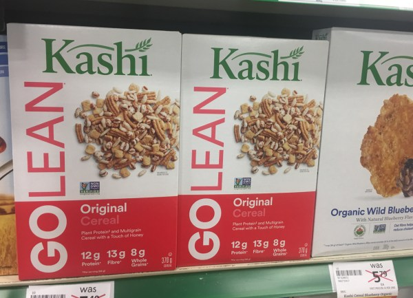 Packaging Design KASHI