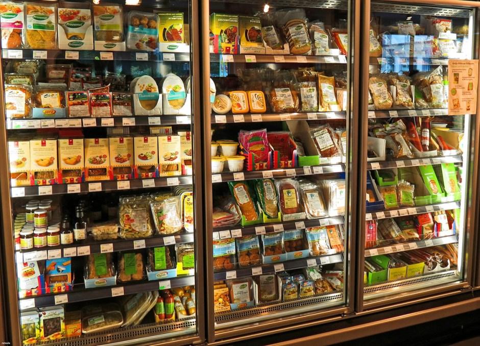 Packaging Design frozen food