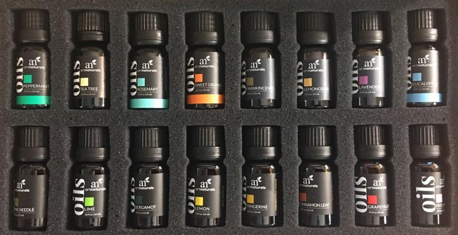 essential oil diffuser oils