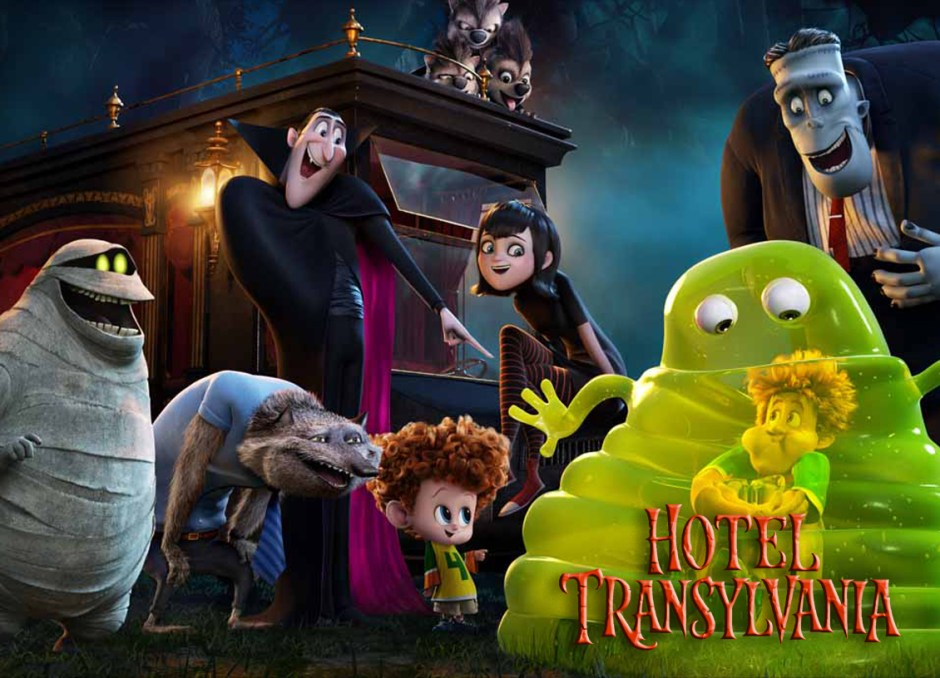 halloween movies hotel transylvania