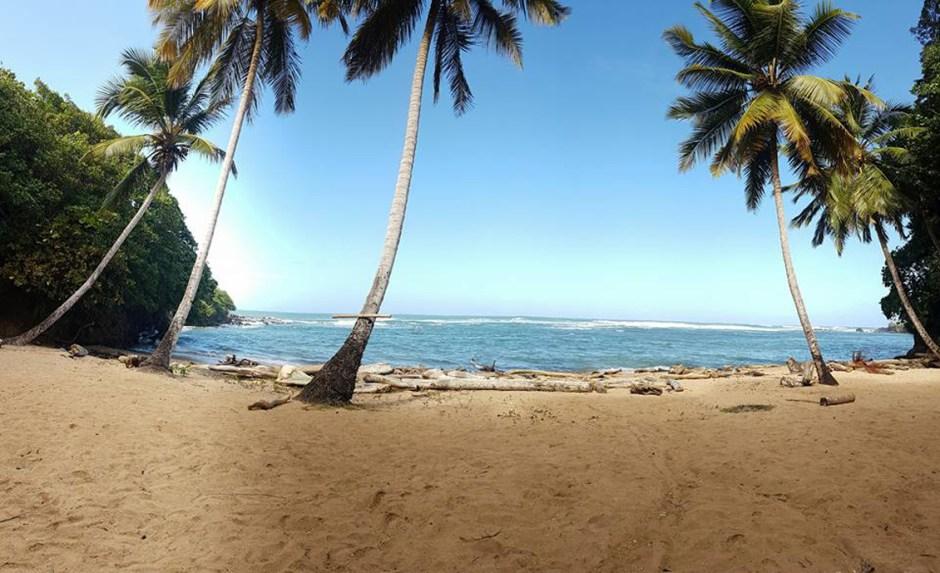 Dominica melissa prince Sand bay