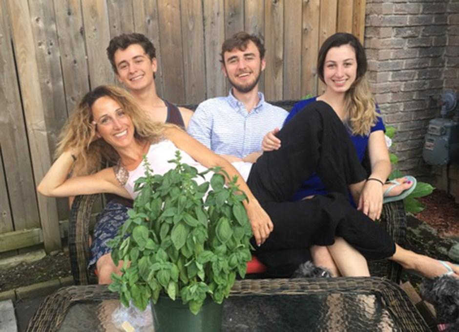 Mara Rubinoff Shapiro family
