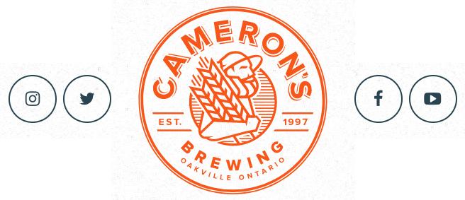 cameron's social media