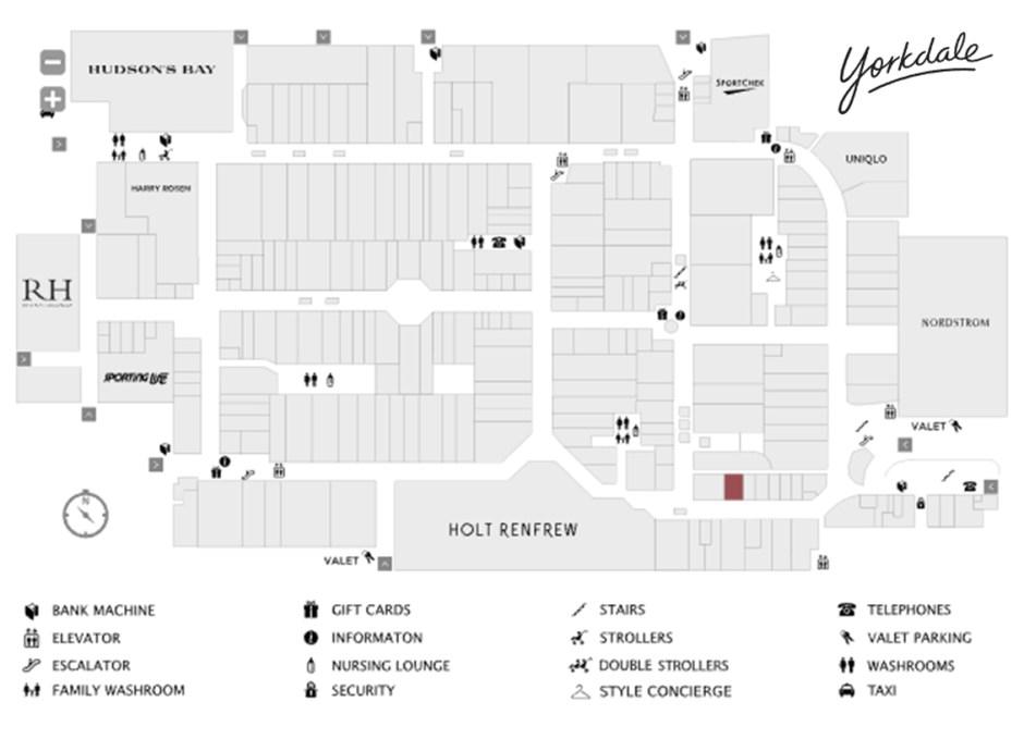 dyson demo store location