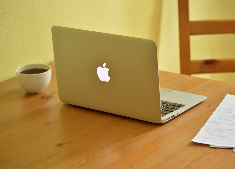 essay writing laptop open