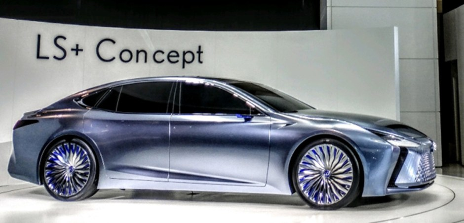 McQueen lexus concept
