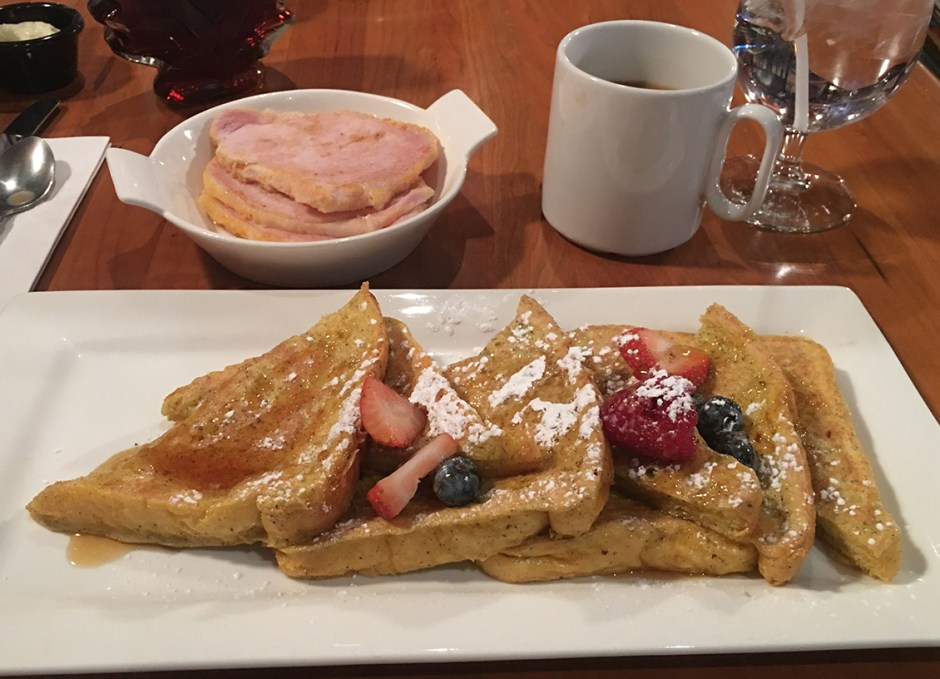 great food weirs french toast