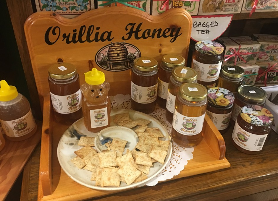 mariposa orillia honey