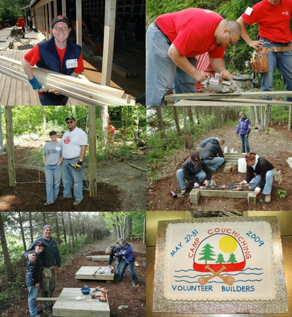 Camp Couchiching second collage