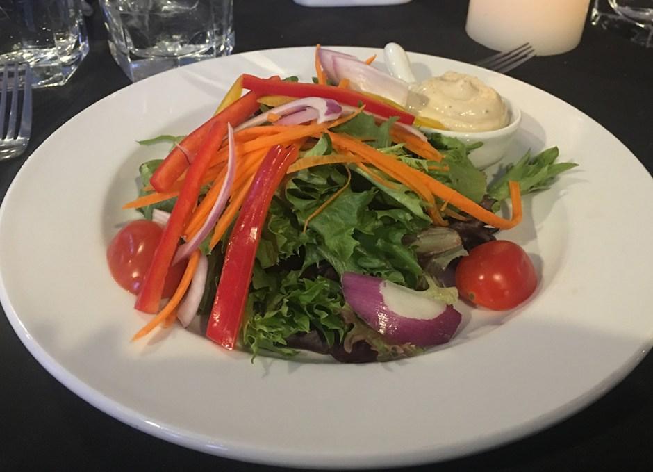 Dining Lounge chef salad