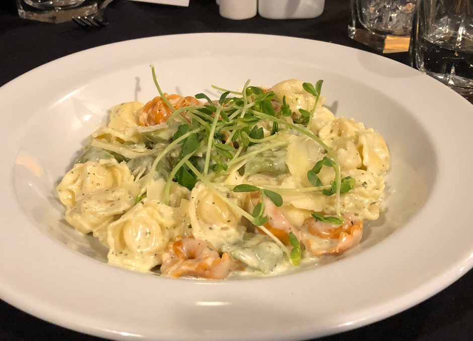 Dining Lounge tortellini