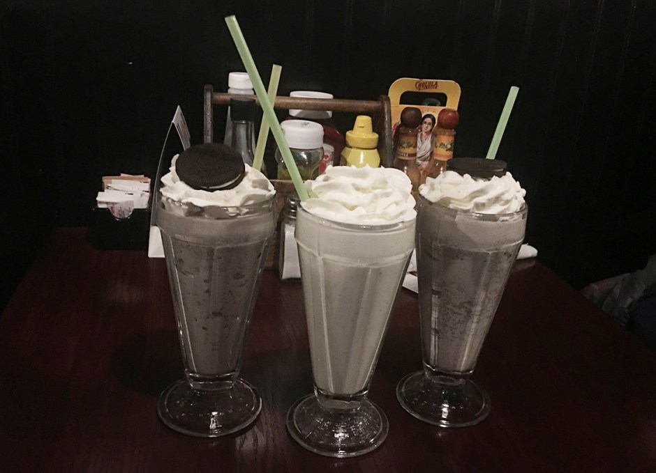 Lake Couchiching Brewery Bay Milkshakes