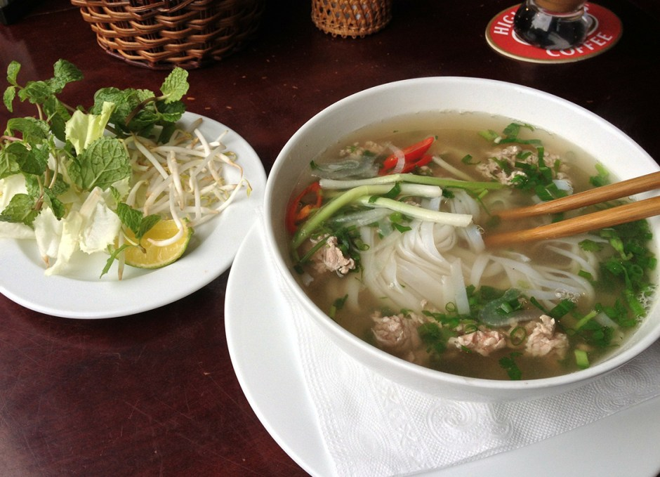 Philly pho