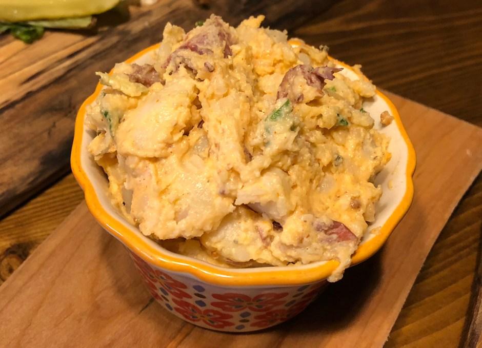 R Cottage potatoe salad