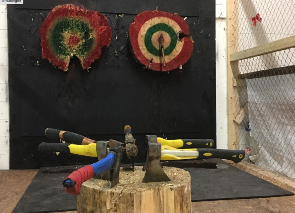 ontarios lake country axe throwing