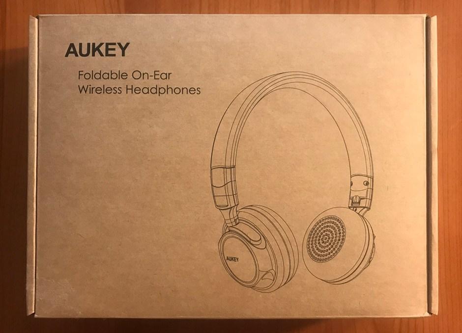 EP-B36 Bluetooth Headphones box