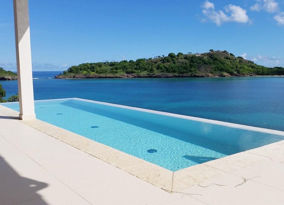 The Beach House Galley Bay Heights Antigua