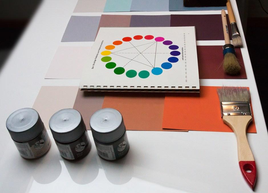 Condo colour combinations