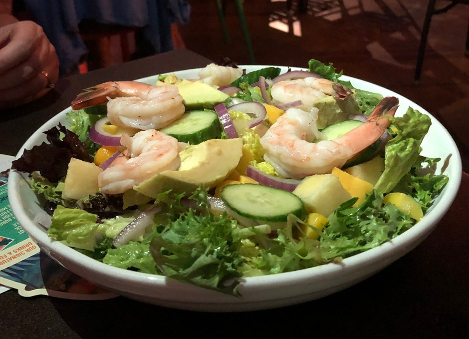 retired surfers salad