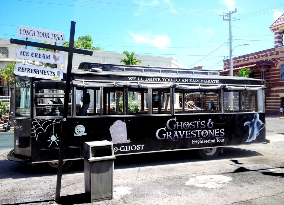 Get Around Key West tour train