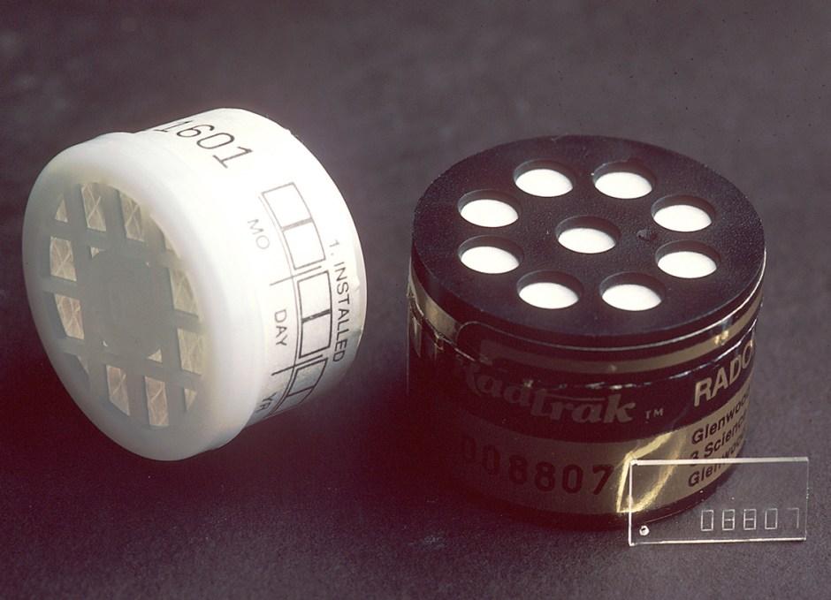 house-fails radon test kit