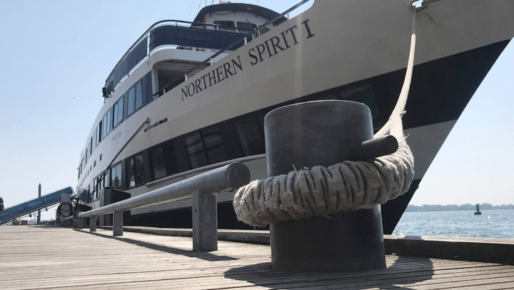 A Weekend Brunch Cruise aboard Mariposa's Northern Spirit. #ad @mariposacruises