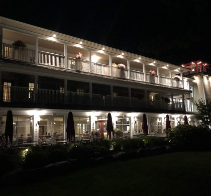An Amazing Culinary Experience at Lighthouse 45 Restaurant. #ad @RawleyResort