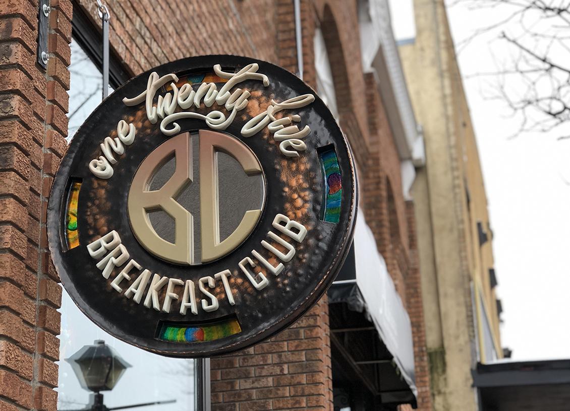 125 Breakfast Club feature