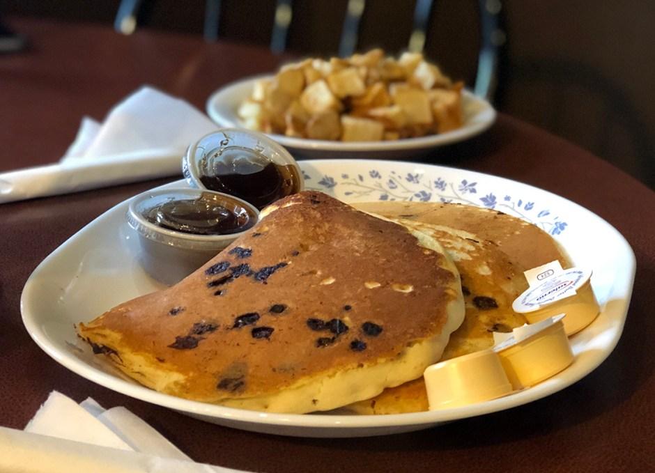 Tammies Place pancakes