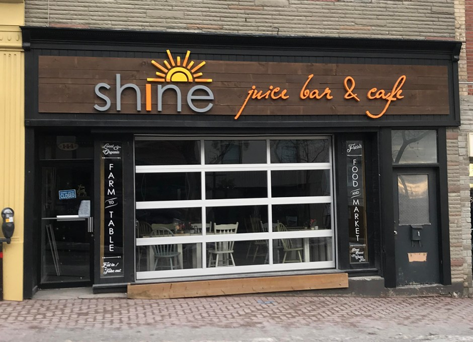 shop downtown orillia shine