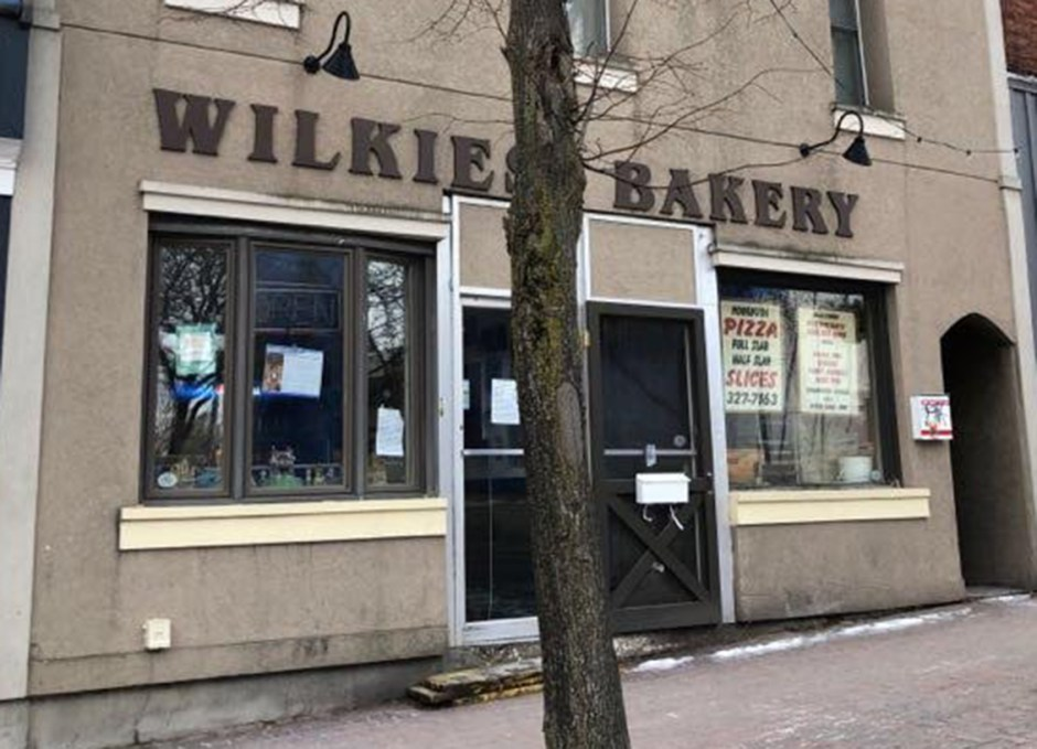 shop downtown orillia wilkies bakery