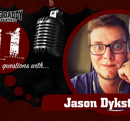 11 Questions with… Jason Dykstra. @jasondyk #bdk11Qs