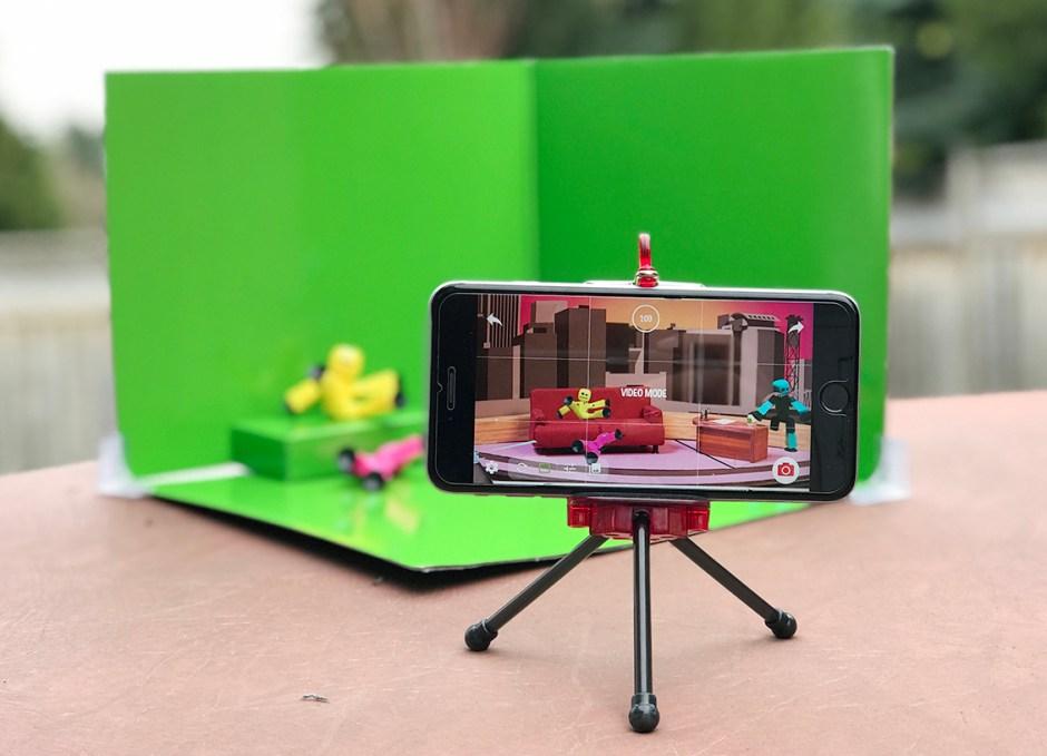 stikbot zanimation studio app stop motion animation