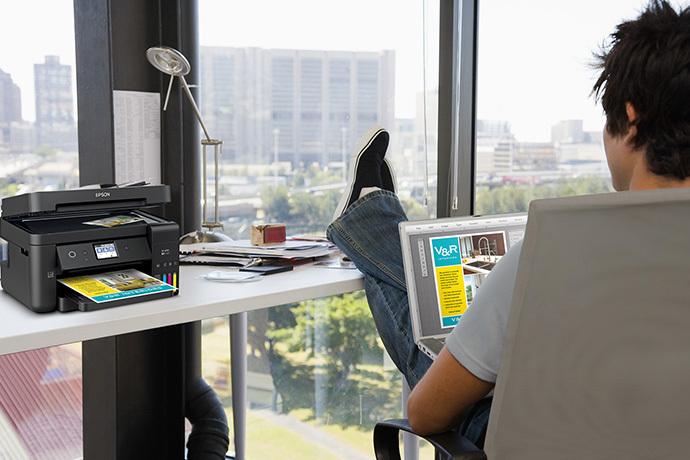 Epson WorkForce ET-4750 EcoTank office
