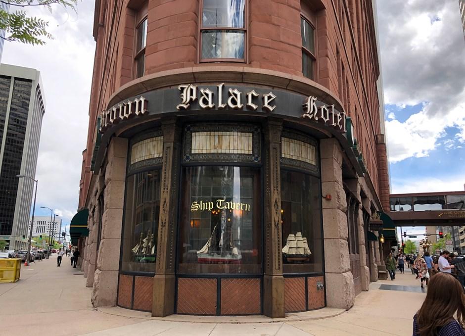 eTuk tour brown palace hotel