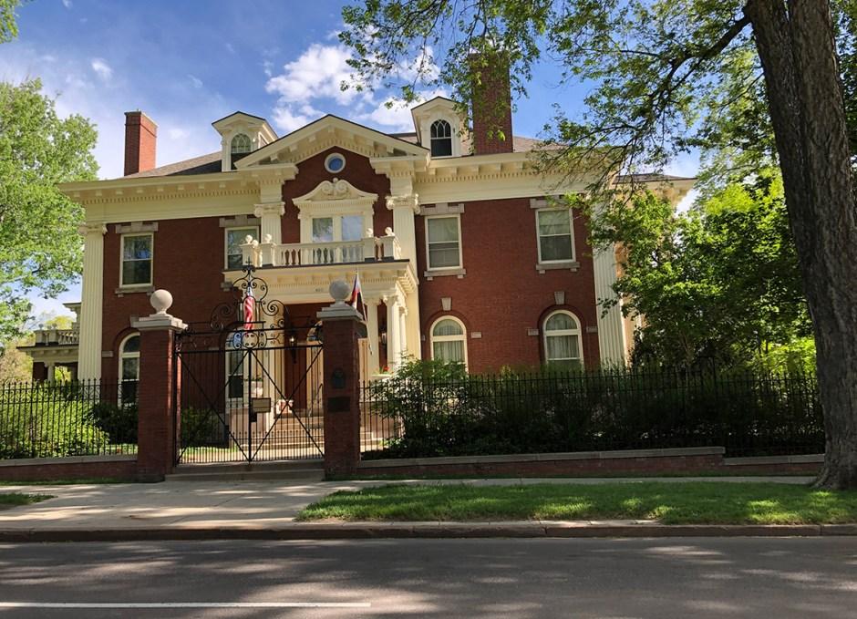 eTuk tour governor mansion
