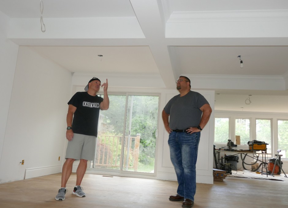 Eastview Homes coffered-ceiling-23July2019