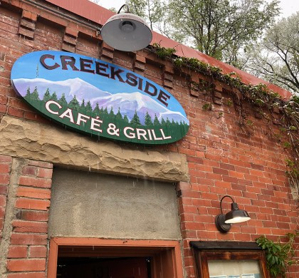 Visit Colorado: A Tasty Breakfast at Creekside Cafe in Steamboat Springs. #ad @SteamboatCO @colorado #BDKColorado