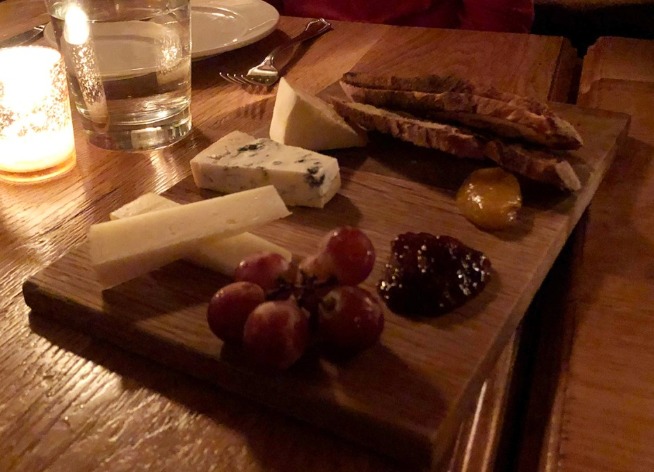 royal boucherie cheese plate