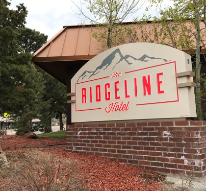 Visit Colorado: A Wonderful Stay at The Ridgeline Hotel in Estes Park. #ad @visitestespark @colorado #BDKColorado