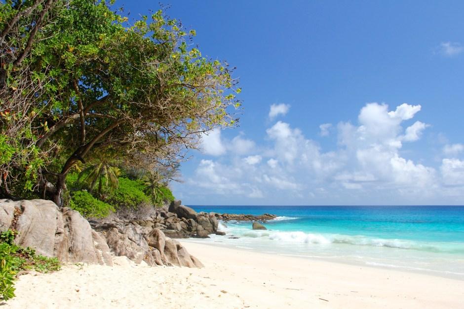 seychelles beach africa