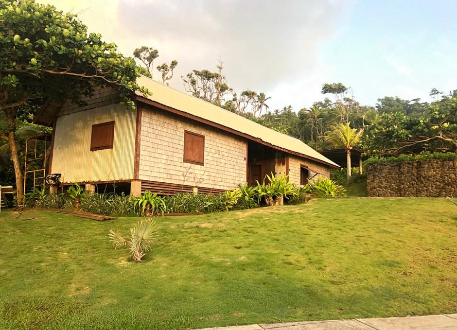 Pagua Bay House cabanas