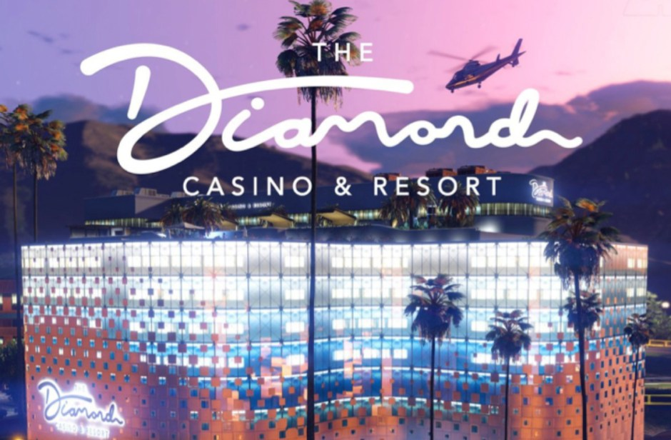 Social Casino Games The Diamond Casino And Resort